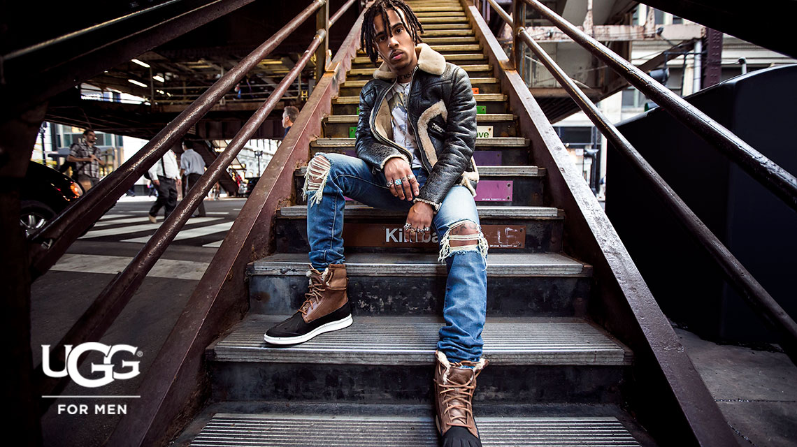 VIC MENSA for UGG + FOOTACTION